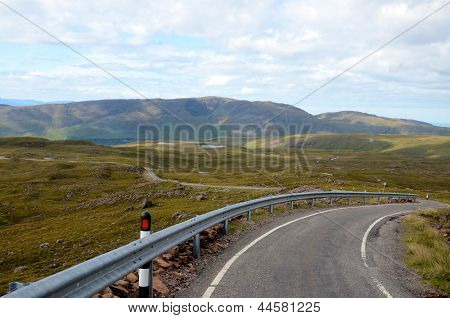 Road to Applecross, Scotland
