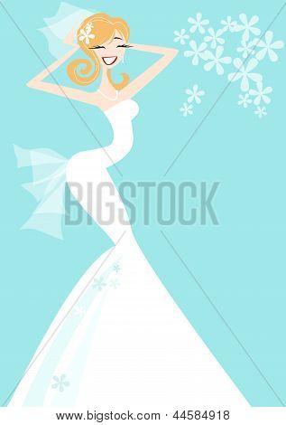 Wedding Happy Bride