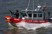 Homeland Security on the Hudson River