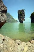 pic of james bond island  - james bond island in thailand ko tapu - JPG