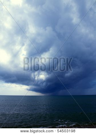 Storm On The Ocean
