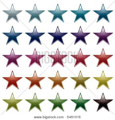 Star Rainbow Variation