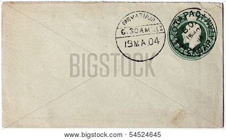 India 1904 Stamp