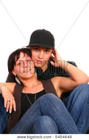 Abraços casal