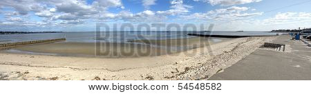 Westbrook Beach Panorama