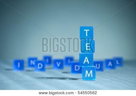 Teamwork Versus Individualism
