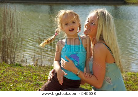 Mother And Daughter 3