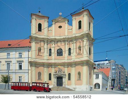 Trinitarian Church (1717), Bratislava, Slovakia