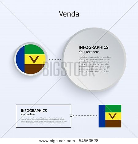 Venda Country Set of Banners.