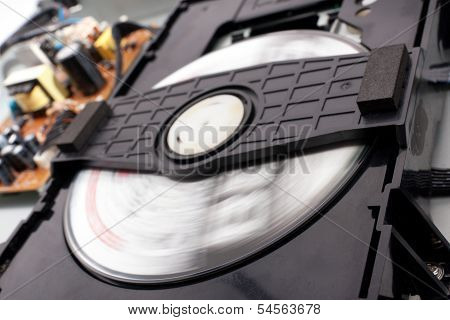 CD player equipmen