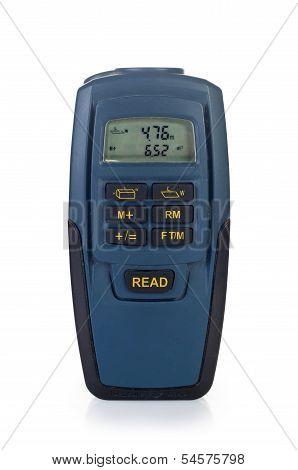 Ultrasonic Laser Measuring Tool