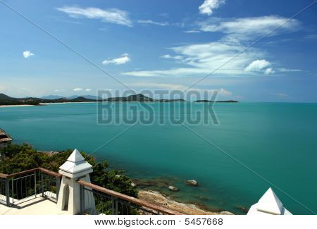 Koh Samui East Coast View