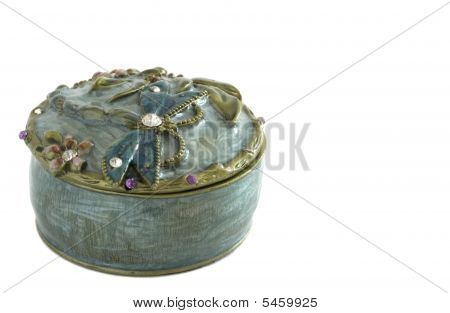 Jewelled Trinket Box