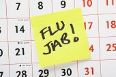 Flu Jab Reminder