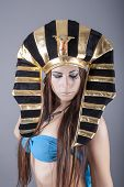 picture of cleopatra  - portrait of cleopatra - JPG
