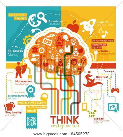 Creative Brain Illustration