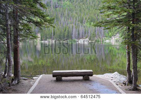 Bear Lake, Rocky Mountains