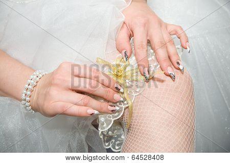 Garter Bride