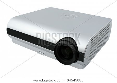Digital DLP/LCD projector