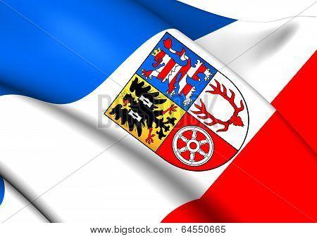 Flag Of Unstrut-Hainich