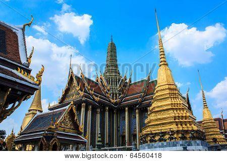 Wat Pra Keaw  ,Bangkok