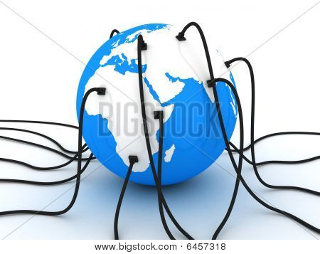 Earth And Cables