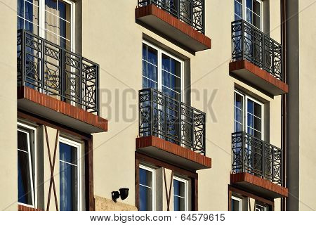 French Balconies