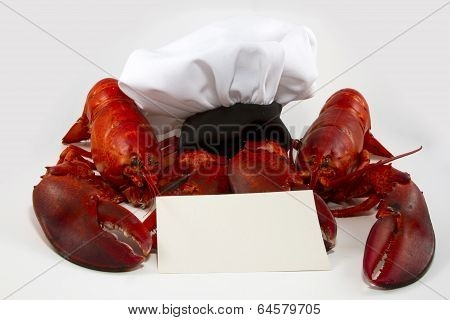Lobster on the Menu