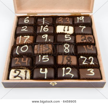 Chocolate calender