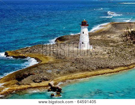 Lighthouse in Nassau
