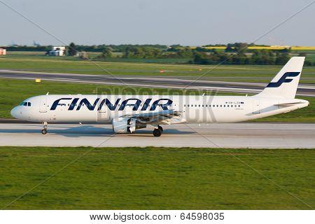 A321 Finnair