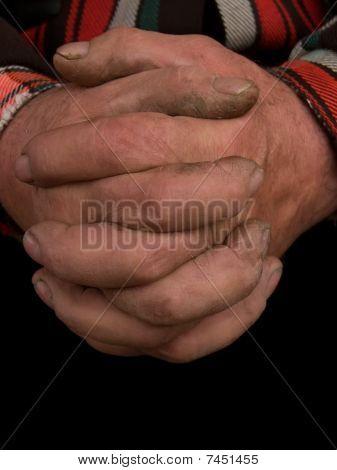 Hands   Worker