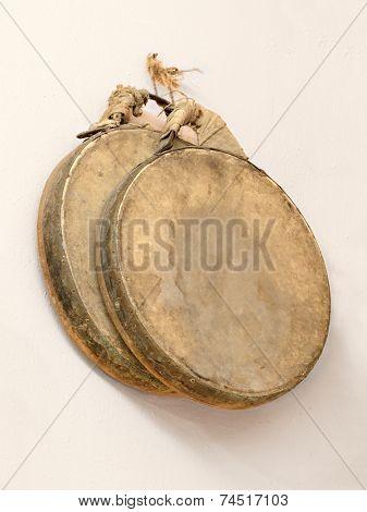 Old Italian Tambourines