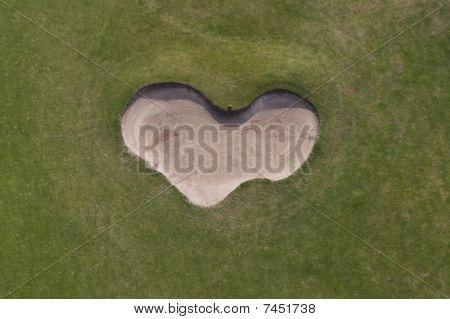 Heart aerial