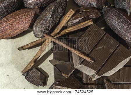 Chocolate Bar Crushed