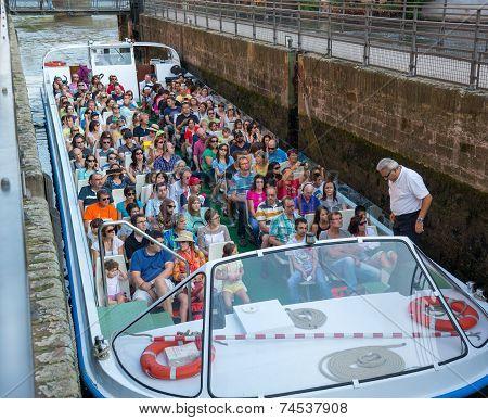 Amsterdam Boat Tour