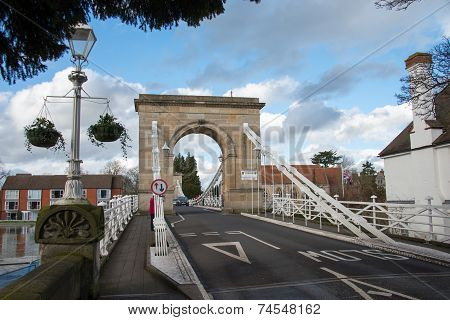 Marlow Bridge UK