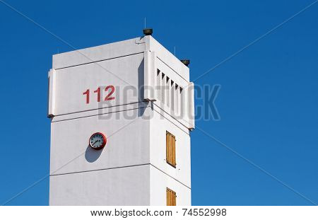 Hose tower