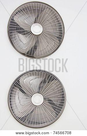 Ac Condenser Fan.