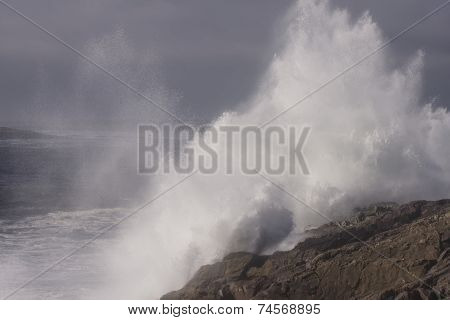 Atlantic surf