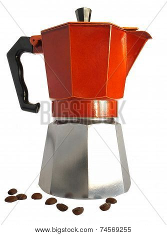 Geyser Coffee Maker