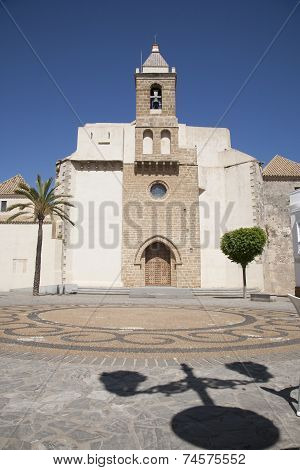 Church In Rota City