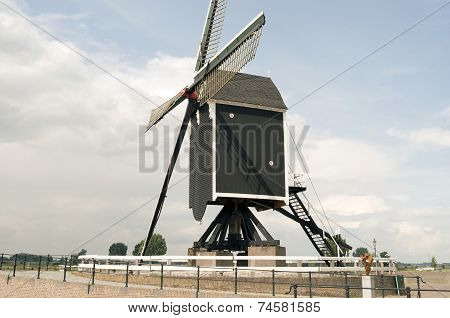 Mill in Heusden.