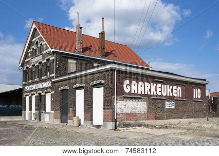 Gaarkeuken 110, Port of Antwerp, Belgian