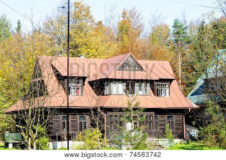 Villa Named Elzbiecina In Zakopane