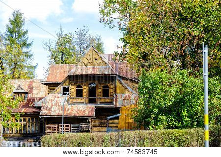 Villa Turnia In Zakopane