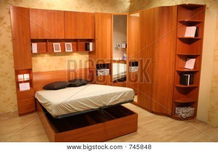 fold-flat bed