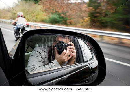Paparazzi Photographer