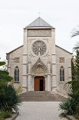 picture of mary  - Church of the Blessed Virgin Mary in Yalta  - JPG