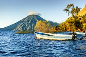 picture of lagos  - San Pedro Volcano  - JPG